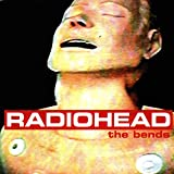 Skivomslag för The Bends (bonus disc: Live EP)