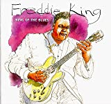 Album cover for King of the Blues