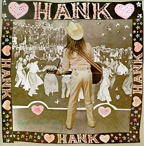 Hank Wilson's Back album cover