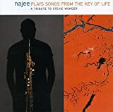 Copertina di album per Najee Plays Songs From The Key of Life