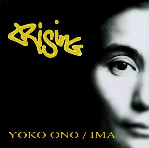 Original album cover of Rising by Yoko Ono