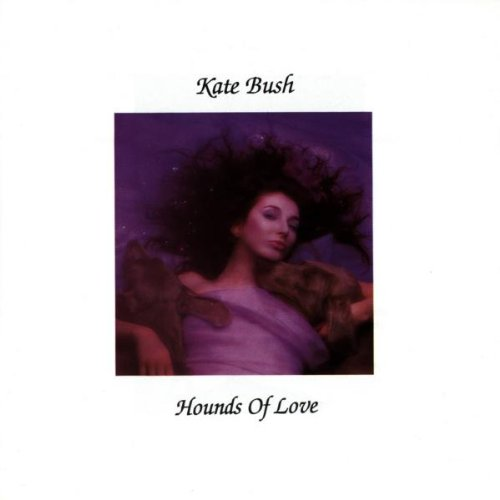 CD-Cover: Kate Bush - Hounds of Love