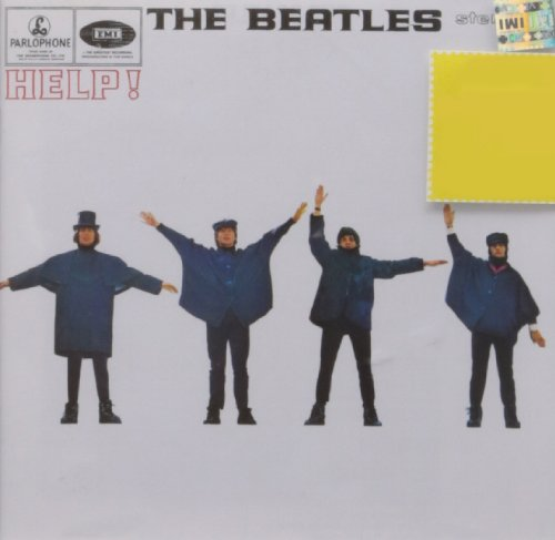 Original album cover of Help! [UK] by The Beatles