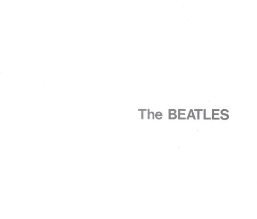 CD-Cover: The Beatles - The White Album