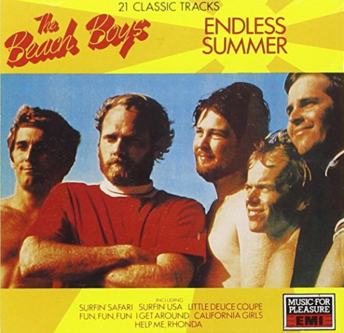 Original album cover of Endless Summer by Beach Boys
