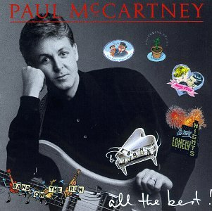CD-Cover: Paul McCartney and Wings - All the Best