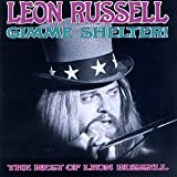 Album cover for Gimme Shelter: The Best of Leon Russell