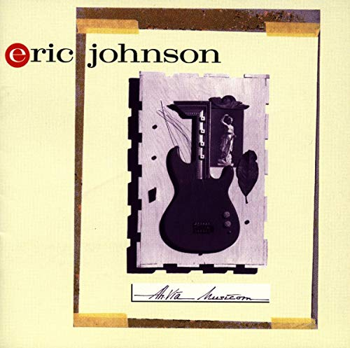 Eric Johnson - Ah Via Musicom