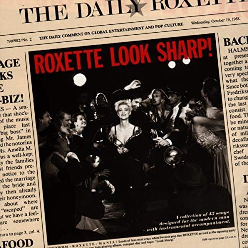Roxette - Look Sharp