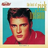 Cubierta del álbum de The Best of Rick Nelson