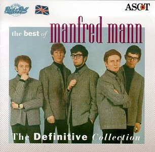 CD-Cover: Manfred Mann - Best of Manfred Mann - The Definitive Collection