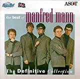 Cubierta del álbum de Best of Manfred Mann - The Definitive Collection