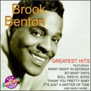 Someday You ll  Want Me - Brook Benton