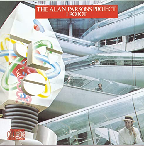 Original album cover of I Robot by Alan Parsons Project