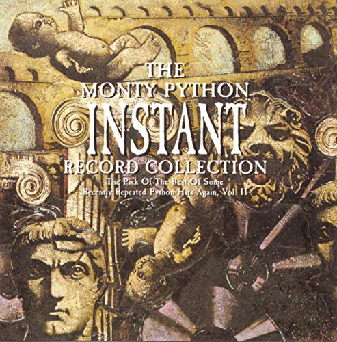 Monty Python - The Monty Python Instant Record Collection - Zortam Music