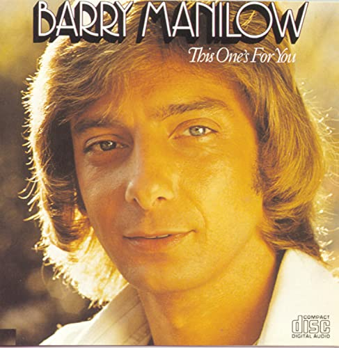 BARRY MANILOW - This One