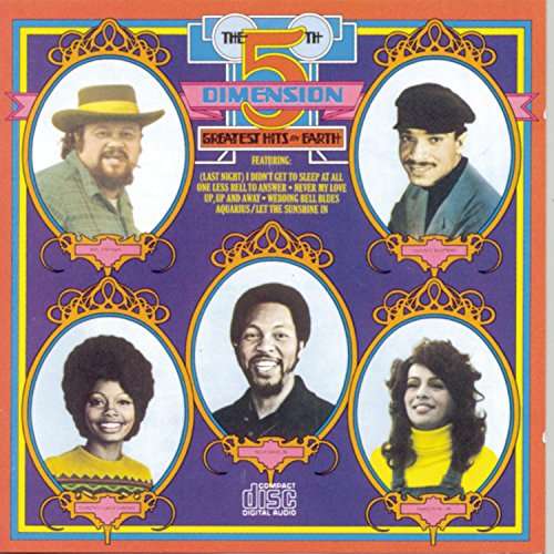The 5th Dimension - Greatest Hits on Earth