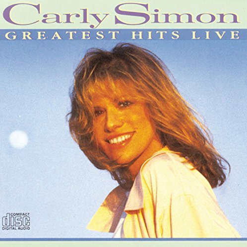 Carly Simon - Carly Simon - Greatest Hits Live - Zortam Music