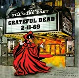 Copertina di Live at Fillmore East 2-11-69