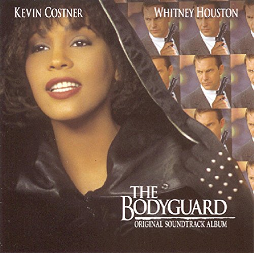 CD-Cover: Whitney Houston - The Bodyguard