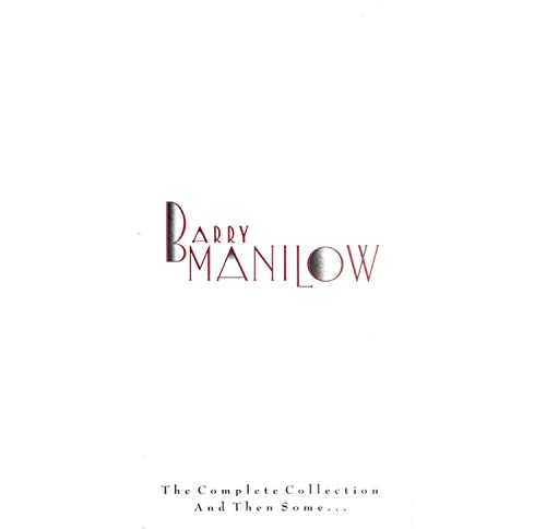 BARRY MANILOW - The Complete Collection(Disc.. - Zortam Music