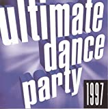 Album cover for Ultimate Dance Party 1997
