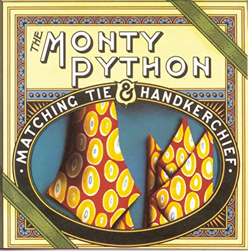 The Monty Python Matching Tie and Handkerchief
