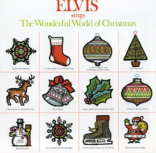 Elvis Presley - The Wonderful World Of Christmas Lyrics - Zortam Music
