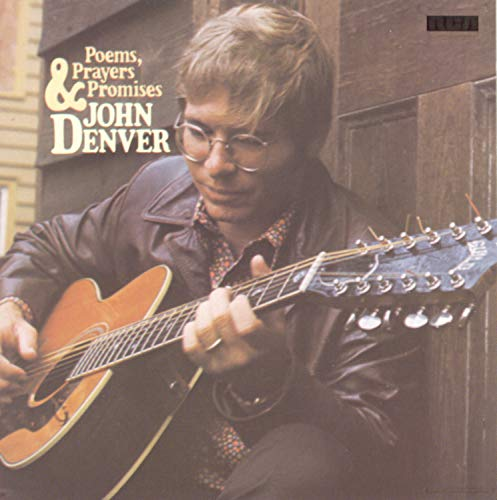 CD-Cover: John Denver - Poems,Prayers & Promises