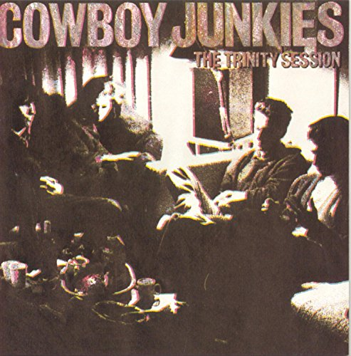 CD-Cover: Cowboy Junkies - The Trinity Session