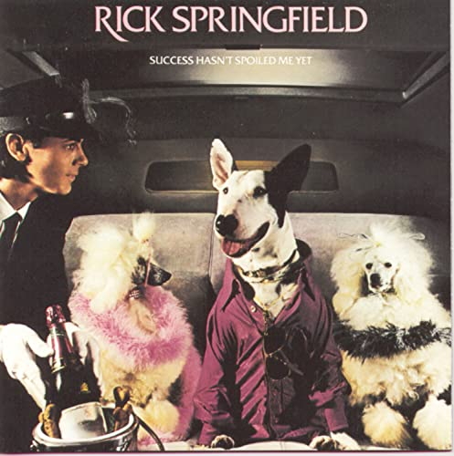 RICK SPRINGFIELD - Entertainment Weekly The Greatest Hits - 1981 - Zortam Music