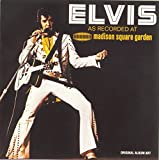 Skivomslag för Elvis as Recorded at Madison Square Garden