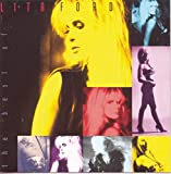 Buy your 'Best of Lita Ford' CD now!