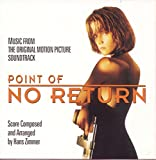 Pochette de l'album pour Point Of No Return: Music From The Original Motion Picture Soundtrack