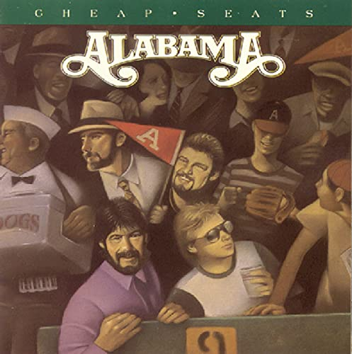 Alabama - Cheap Seats