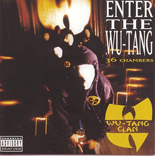 Capa do álbum Enter The Wu-Tang (36 Chambers