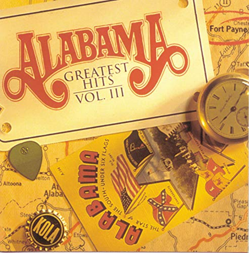 Alabama - Greatest Hits Volume 3