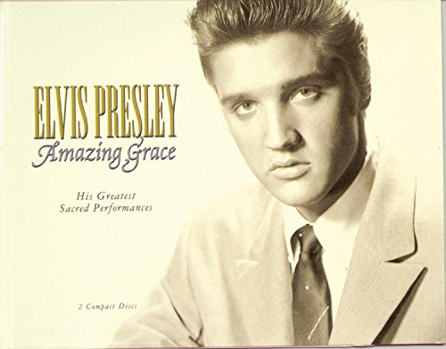 Elvis Presley - Amazing Grace  (Disk 1) - (His Greatest Sacred Performances) - Zortam Music