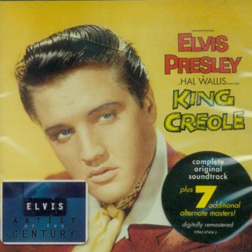 Elvis Presley - King Creole  (Alternate Take 3 Lyrics - Zortam Music