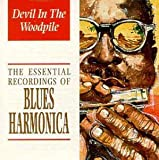 Pochette de l'album pour Devil In The Woodpile (Blues Harmonica)