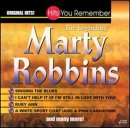 Legendary Marty Robbins