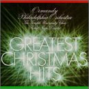 Pochette de l'album pour Greatest Christmas Hits