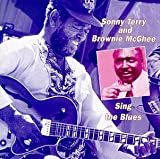 Capa de Sing the Blues