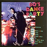 Pochette de l'album pour 80's Dance Party