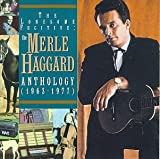 album art to The Lonesome Fugitive: The Merle Haggard Anthology (1963-1977) (disc 1)