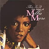 Album cover for This Is It: The Best of Melba Moore