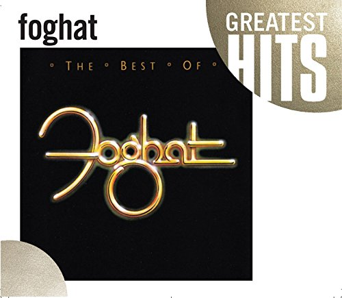 Original album cover of The Best of Foghat by Foghat