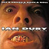 Pochette de l'album pour Sex & Drugs & Rock & Roll: The Best of Ian Dury and The Blockheads