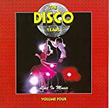 Pochette de l'album pour The Disco Years, Volume 4: Lost in Music