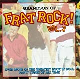 Pochette de l'album pour Grandson of Frat Rock, Volume 3